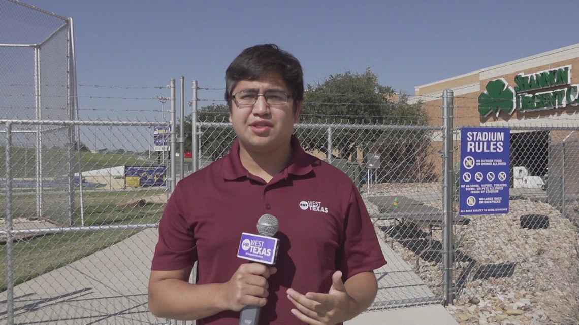 Angelo State University athletes test positive for COVID-19