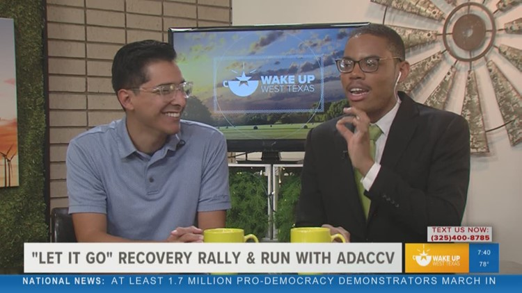 Go back to the 70's with the 15th annual Let it Go! Recovery Rally & Run
