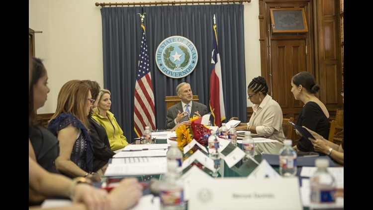 Gov. Abbott wants Texas to be the top state for women-owned businesses