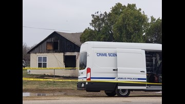 Police investigating double-homicide and arson case on the city's north side