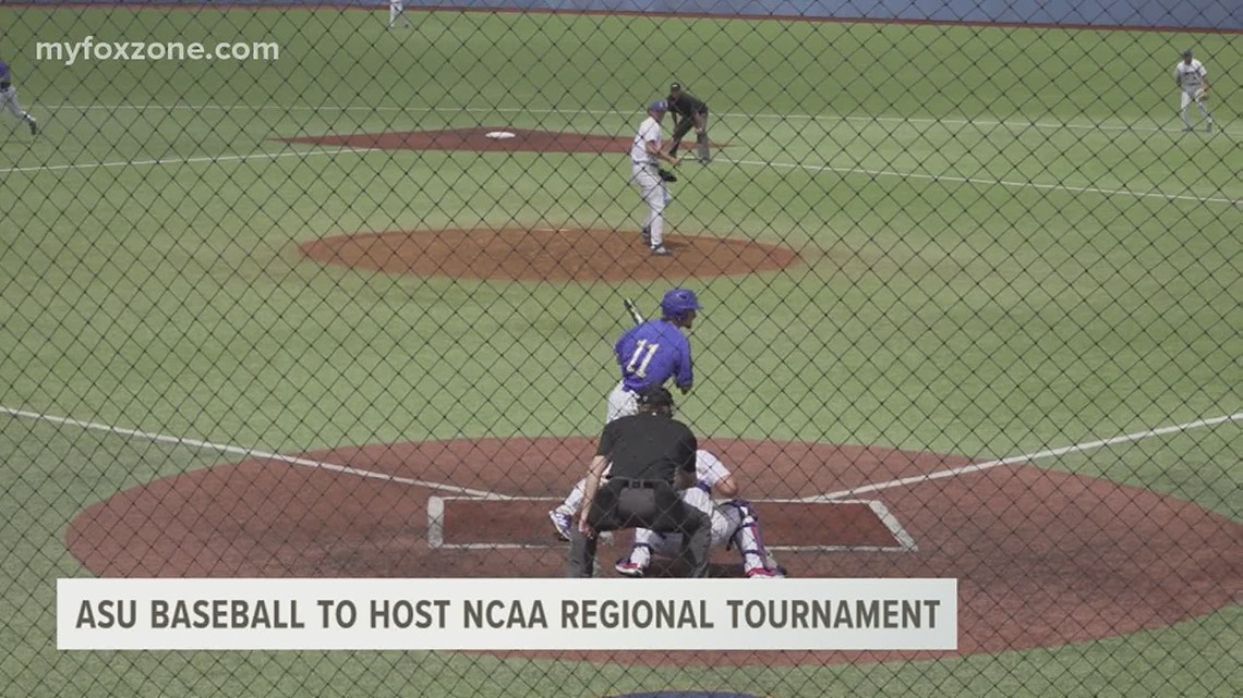 ASU to host West Texas A&M in NCAA South-Central Regional Tournament