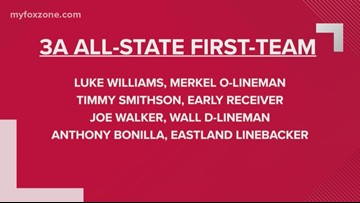 West Texas loads up the 3A All-State team selections