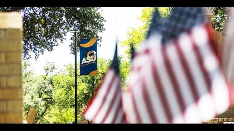 Angelo State University honored as a top veteran-friendly school in U.S.