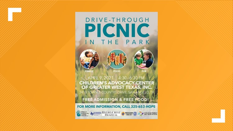 CAC hosting Drive-through Picnic in the Park Friday afternoon
