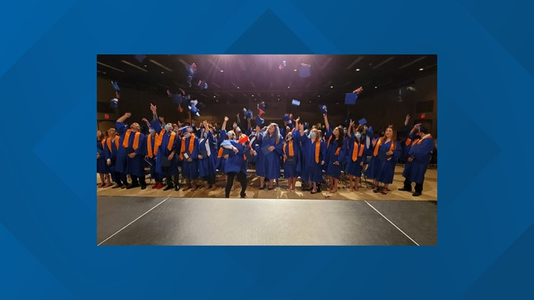 PAYS students from Lake View, Central high schools celebrate graduation
