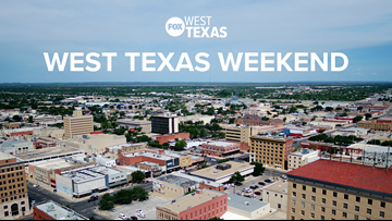 West Texas Weekend, 3/13-3/15