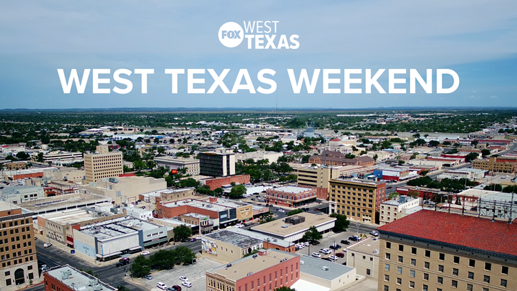 West Texas weekend events, 1/29-1/31