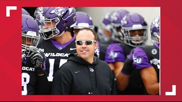 Abilene Christian University signs Wildcat football coach to extension