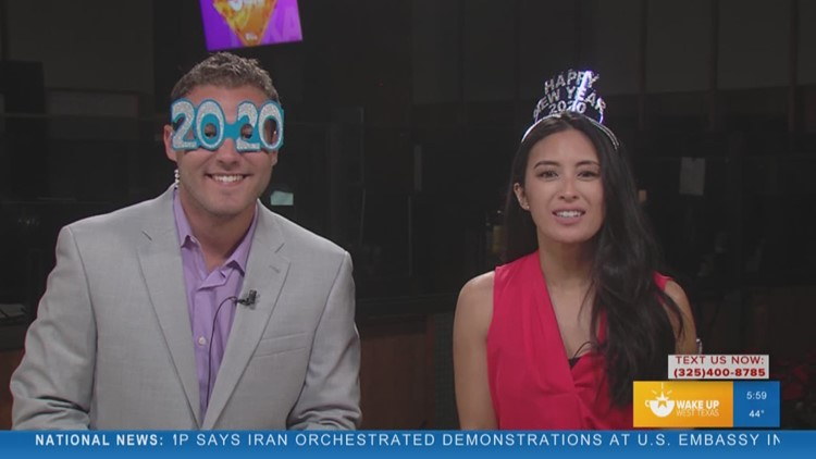 Happy New Year from 'Wake Up West Texas'
