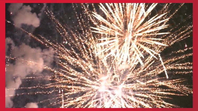 Angelo State to host fireworks show after homecoming pep rally