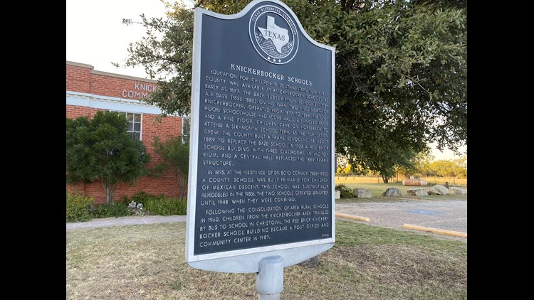 Hidden historical towns of the Concho Valley