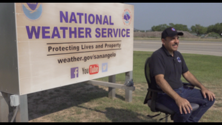 National Weather Service meteorologist retires after 33 years