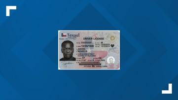 Texas DPS unveils new license, ID, LTC card design with increased security features
