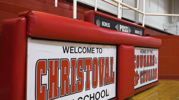 Christoval High School changes logo after call from the NCAA