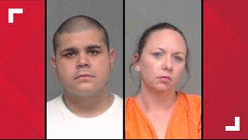 San Angelo couple arrested, narcotics seized after vehicle pursuit and warrant search