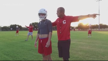Christoval Cougar football is mentally prepared going into homecoming
