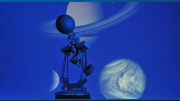 Angelo State planetarium to host two public astronomy shows
