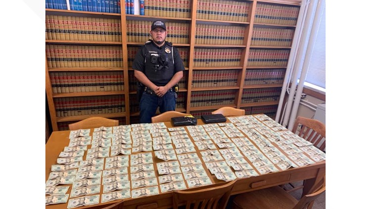 Sterling County traffic stop results in seizure of cocaine, cash