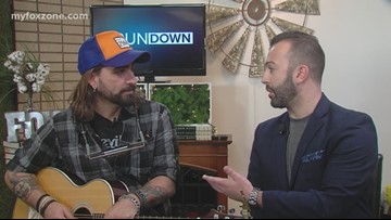 Country Musician Cody Canada weighs in on the debate over legalizing marijuana
