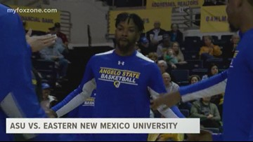 ASU rolls over Eastern New Mexico University
