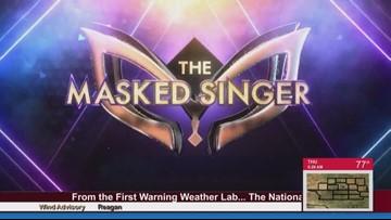 Third celebrity unmasked on 'The Masked Singer'
