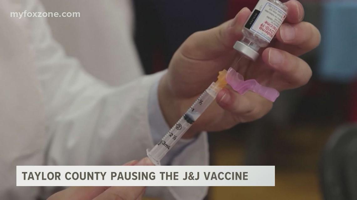 Abilene-Taylor County Public Health District pauses Johnson & Johnson vaccine distribution