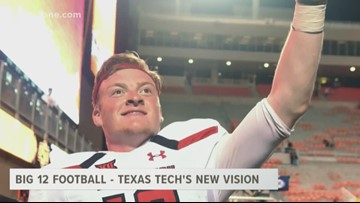 Big 12 football media day - Texas Tech Red Raiders