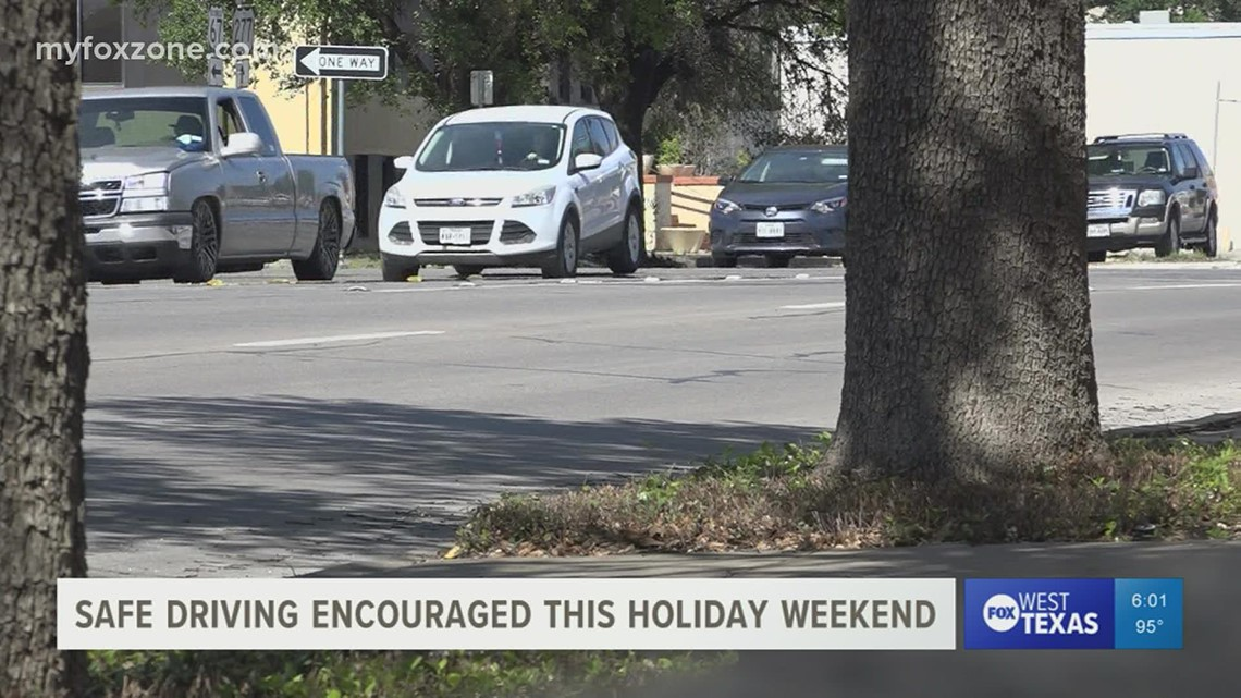 Texas DPS prepares for Labor day weekend