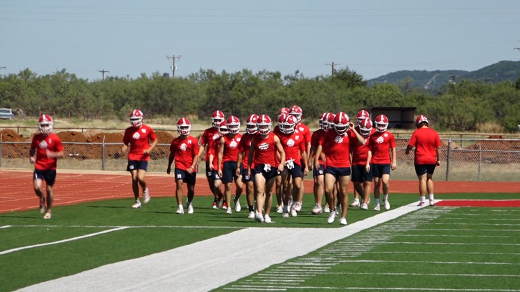 Jim Ned Indians preparing for homecoming night against Cisco