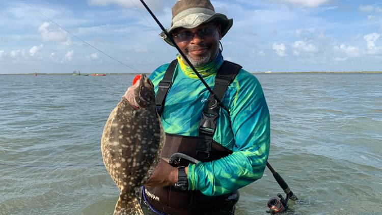 TPWD temporarily closes fishing on Texas Coast