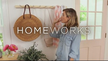 How-To Build an Entry Coat Rack