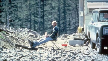 Scientist killed in Mount St. Helens eruption remembered 40 years after deadly blast