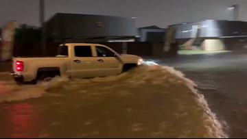 LIVE BLOG: High water rescues underway across Jefferson County, hospital in Winnie evacuated