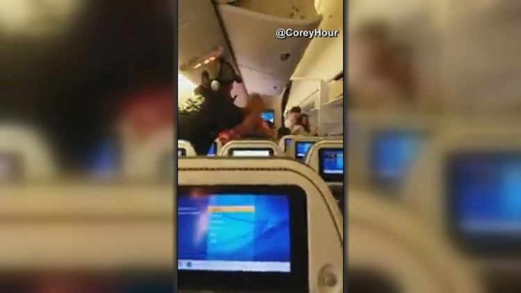 Phoenix man helps stop attack on plane; how passengers can protect themselves