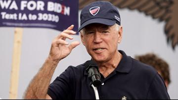 Biden returns to Philadelphia for big-dollar fundraiser
