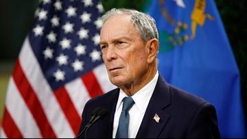 Bloomberg spending $15M-$20M to register half million voters