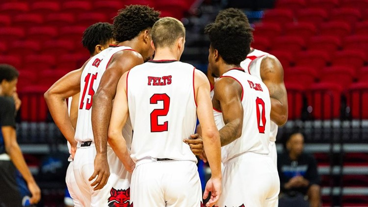 Winter weather cancels A-State men's basketball game at Texas State