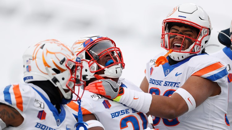Boise State climbs the AP Top 25 and Coaches Poll after beating Colorado State