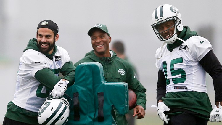 Jets Playoff Quest Football