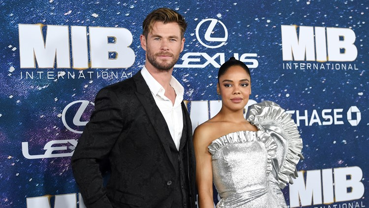 Tessa Thompson is OK with the 'Men in Black' title — for now
