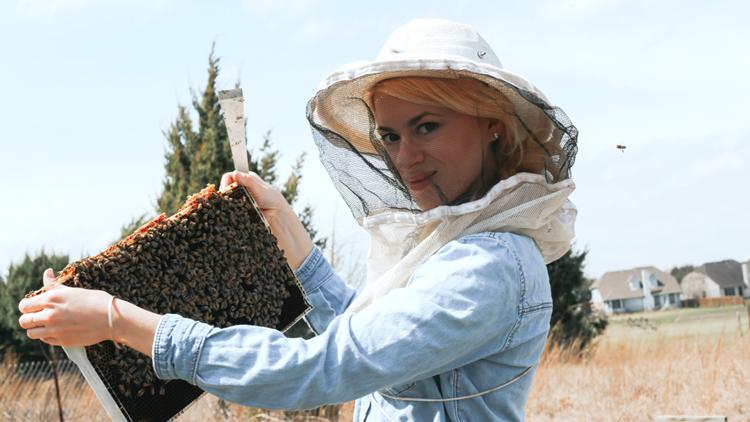 Austin beekeeper Texas Beeworks
