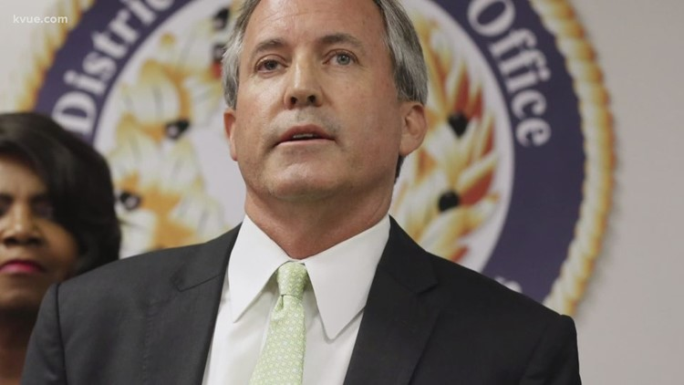 Texans sue Attorney General Ken Paxton, accuse him of violating First Amendment for blocking them on Twitter