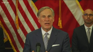 Gov. Abbott reveals a tiered approach to re-open Texas economy; details coming Monday