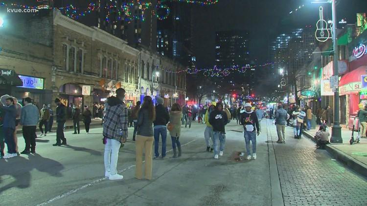 Texas Supreme Court halts enforcement of Austin dine-in curfew