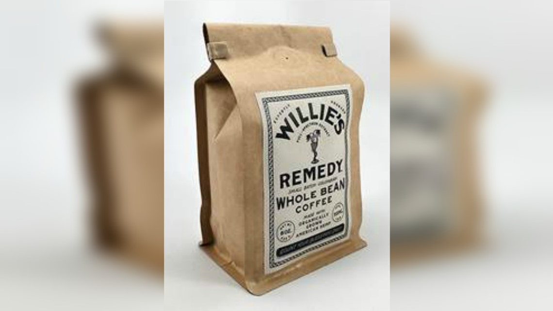 Willie Nelson introduces 'hemp-infused' product line, including CBD-infused coffee