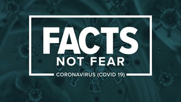 UPDATE: Fifth death of Brazos County resident who tested positive for COVID-19, 4 additional positive cases of COVID-19, total at 72