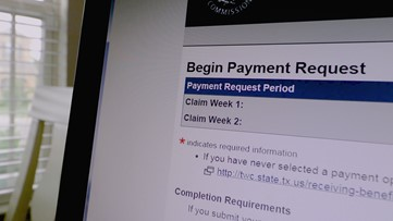 Texas can borrow up to $6.4 billion to cover unemployment claims