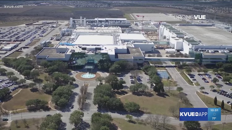 City of Taylor moves forward with $17B Samsung semiconductor plant agreement