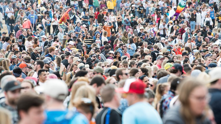 ACL Fest teases return to Zilker Park