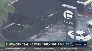 Orlando shooting survivors dealing with 'Survivor's Guilt'